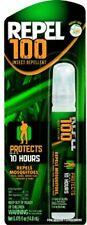 Repel Pen-Size 100% DEET Insect Bug Repellent Pocket Spray Pump 0.475 Ounce