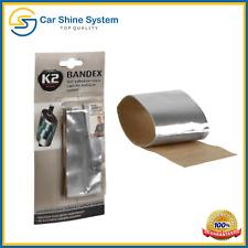 K2 BANDEX Self Adhesive Exhaust Muffler Repair Bandage Heat Resistant Tape 100cm