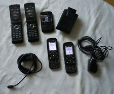 Lot Of Used Cell Phones Casio Gzone Ravine 2 Blackberry Curve Samsung Trance