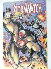 1 x comic-estados unidos-Stormwatch-nº 10-August-Image-inglés - z.1