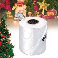 Christmas Decoration Pendant 2021 Toilet Paper Solid Resin Ornament Bauble Xmas