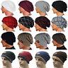 Men Women Unisex Winter Slouch Skull Oversized Baggy Hat Knit Beanie Crochet Cap
