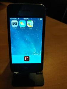 Uber Driver iPhone 4s from 2014 In Mint Condition!
