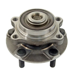 Wheel Bearing and Hub Assembly fits 2003-2009 Nissan 350Z  PRECISION AUTOMOTIVE