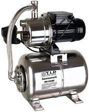Tip 31140 Hauswasserwerk Hww 4500 Inox Edelstahl 1200watt 4350 Wasserpumpe Brunn