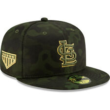 best service 1c228 af353 St. Louis Cardinals New Era 2019 Armed Forces Day On-Field 59FIFTY Fitted  Hat