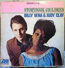 Billy Vera & Judy Clay - Storybook Children LP VG SD 8174 1A/1A 1968 Record