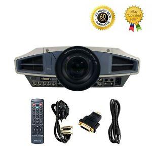 Sony VPL-FX51 3LCD Projector Wireless 5200 ANSI HD 1080i HDMI-adapter w/bundle