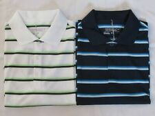 NEW MEN'S NIKE GOLF ULTRA STRIPE POLO SHIRT, PICK A SIZE AND COLOR, $60