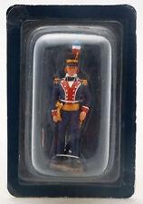 Figurine Empire Maréchaux Hachette Général Dombrowski Officier Napoléon Marine