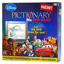 Disney Pictionary DVD Game -Markers, Boards,Score Card-Replacement  Parts Pieces