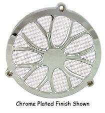 HEATHEN BILLET CHROME AIR CLEANER HARLEY TWIN CAM FLHT ELECTRA GLIDE FLHTC ULTRA