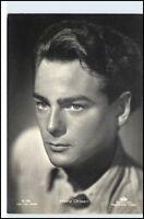 HEINZ OHLSEN Schauspieler Kino Film Bühne Fernsehen Echtfoto-AK um 1950