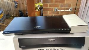 Samsung Ubd-k8500 Smart 4k Ultra HD 3d Blu-ray Player, Boxed