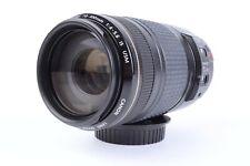 Canon EF 70-300mm f/4-5.6 IS USM Ultrasonic Telephoto Zoom Lens w/ Caps #E08415