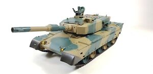 Heng Long Radio Control RC Military Army War Battle Airsoft BB T90 Tank 3808 2.4