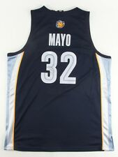 1f4be1756 O.J. Mayo Signed Grizzlies Jersey (JSA) 3rd Overall pick in the 2008 NBA  Draft