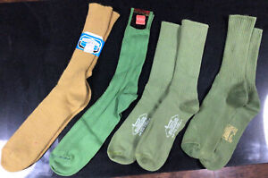 Vintage NOS Towncraft Plus Penneys Stretch Mens Socks 10-14 11 Tags
