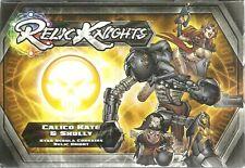 SPM145002 Calico Kate & Skully, Relic Knights, Soda Pop, New