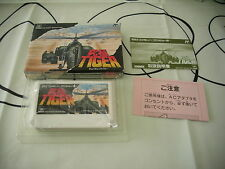>> KYUUKYOKU TIGER SHOOT THEM UP NES FAMICOM JAPAN IMPORT COMPLETE IN BOX! <<
