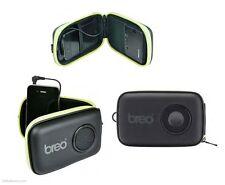 Breo a prueba de salpicaduras Mini Altavoz Con Estuche Teléfono Inteligente MP3 Reproductor Altavoz de viaje