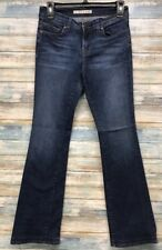 J Brand Jeans 25 x 32 Bailey May Flower Flare leg Women's Stretch (E45)