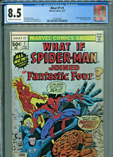 What If  #1 (Marvel 1977) CGC Certified 8.5