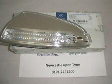Original Mercedes Benz W204 Clase C Lh Direccional lámpara de indicador de a2048200721 Nuevo