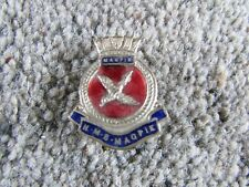 More details for hms magpie royal navy naval ship metal pin badge