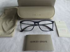 Giorgio Armani blue glasses frames. AR 7087 5358. New.
