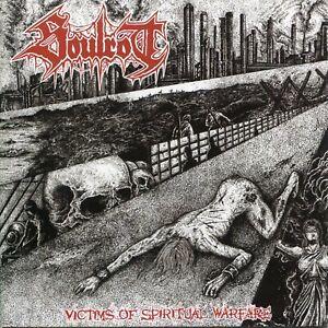 SOULROT Victims Of Spiritual Warfare CD