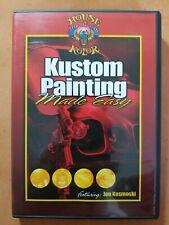 House Of Kolor Kustom Painting Made Easy DVD