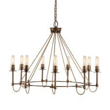 Uttermost Lyndhurst Industrial 9 Light Chandelier - 21321