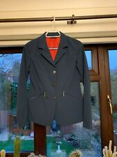 Horseware navy show jacket softshell lightweight small