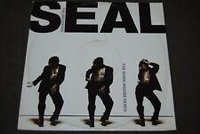 """SEAL """"The Beginning"""" 12"""" MAXI VINYL / ZTT RECORDS - ZANG 21T / 1991"""