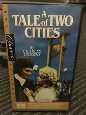 A Tale Of Two Cities by Charles Dickens VHS TAPE (1980 BBC mini series)