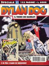 fumetto DYLAN DOG BONELLI SPECIALE numero 11 con ALBETTO