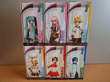 Hatsune Miku Project DIVA Arcade Premium Figure Set of 6 NEW SEGA Anime JAPAN