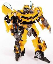 Transformers 2 Revenge of the Fallen Movie Human Alliance Bumblebee with Sam FG