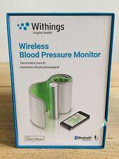 Orig.WITHINGS Blood Pressure Blutdruckmessgerät OVP iPhone iPAD w.NEU