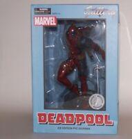 Deadpool ICE Edition Limited Exclusive Diamond Select Marvel Gallery Statue NIB