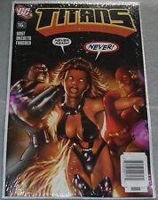 Titans #16 Comic Oct '09 Yost Unzueta Faucher DC Comics NEW SEALED