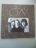 CSN Crosby Stills & Nash Young 1991 (nur Heft keine CD / keine Schallplatte)