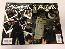 The Punisher MAX #43 44 45 46 47 48 49 50 51 52 2007 2008