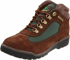 Timberland Field Lace-Up Boot (Toddler/Little Kid/Big Kid) Size 10 Brown/Olive/B