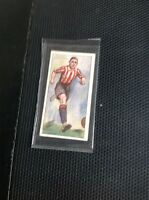 G4-1 Cigarette Card Player Footballers 1928 No 10 W Dinsdale Lincoln