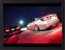 "LEXUS CARS JAPAN TUNING A3 FRAMED PHOTOGRAPHIC PRINT 15.7"" x 11.8"""