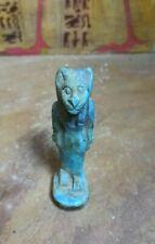 New ListingAntique Sekhmet Statuette Stone sculpture Egyptian God Statue Lioness Rare Bc