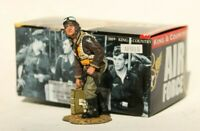 KING & COUNTRY WW2 U.S. AIR FORCE AF015 CAPTAIN DONALD J. STRAIGHT MIB