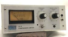 Vintage UREI LA-4 compressor/limiter serviced